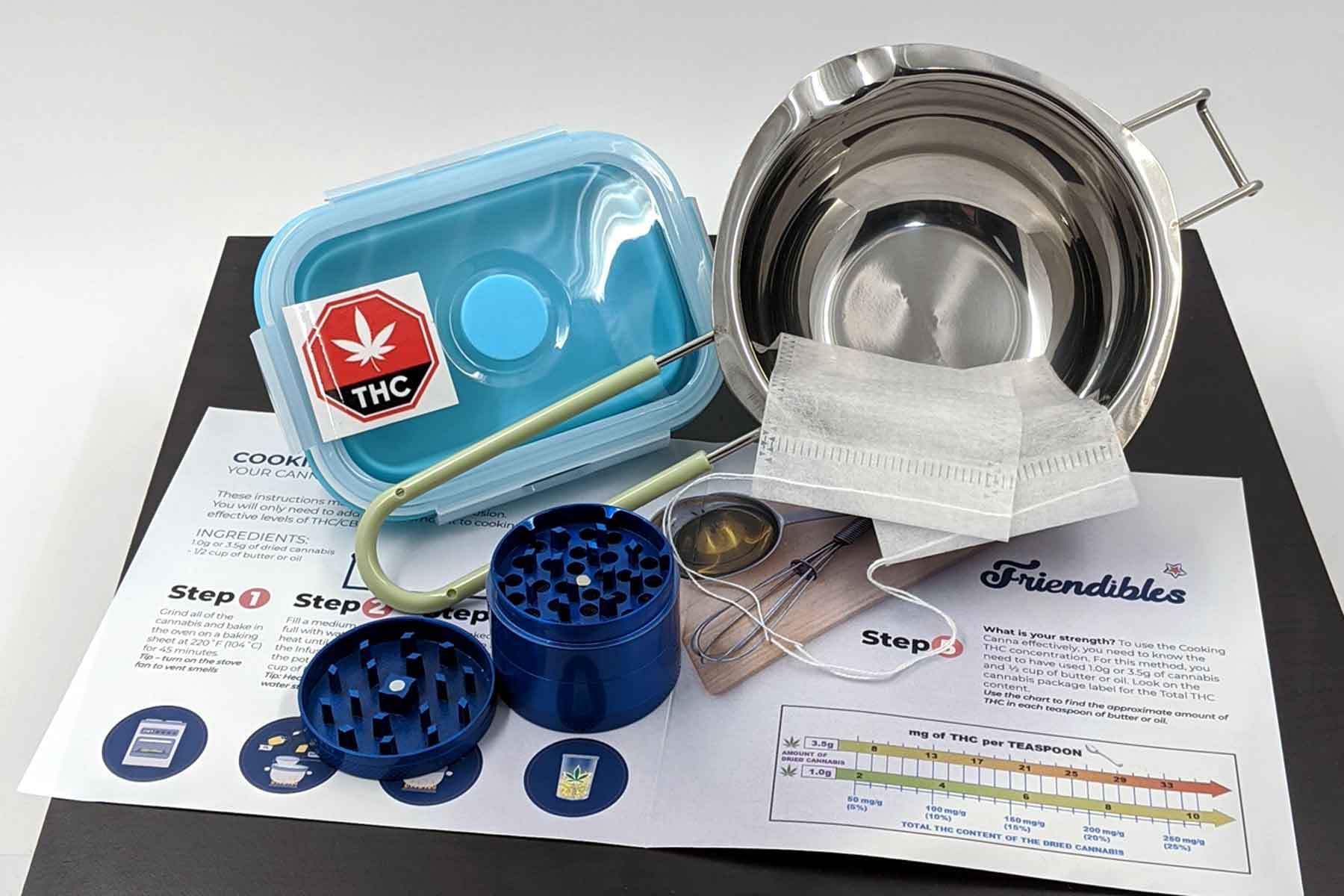 Cannabis Infuser