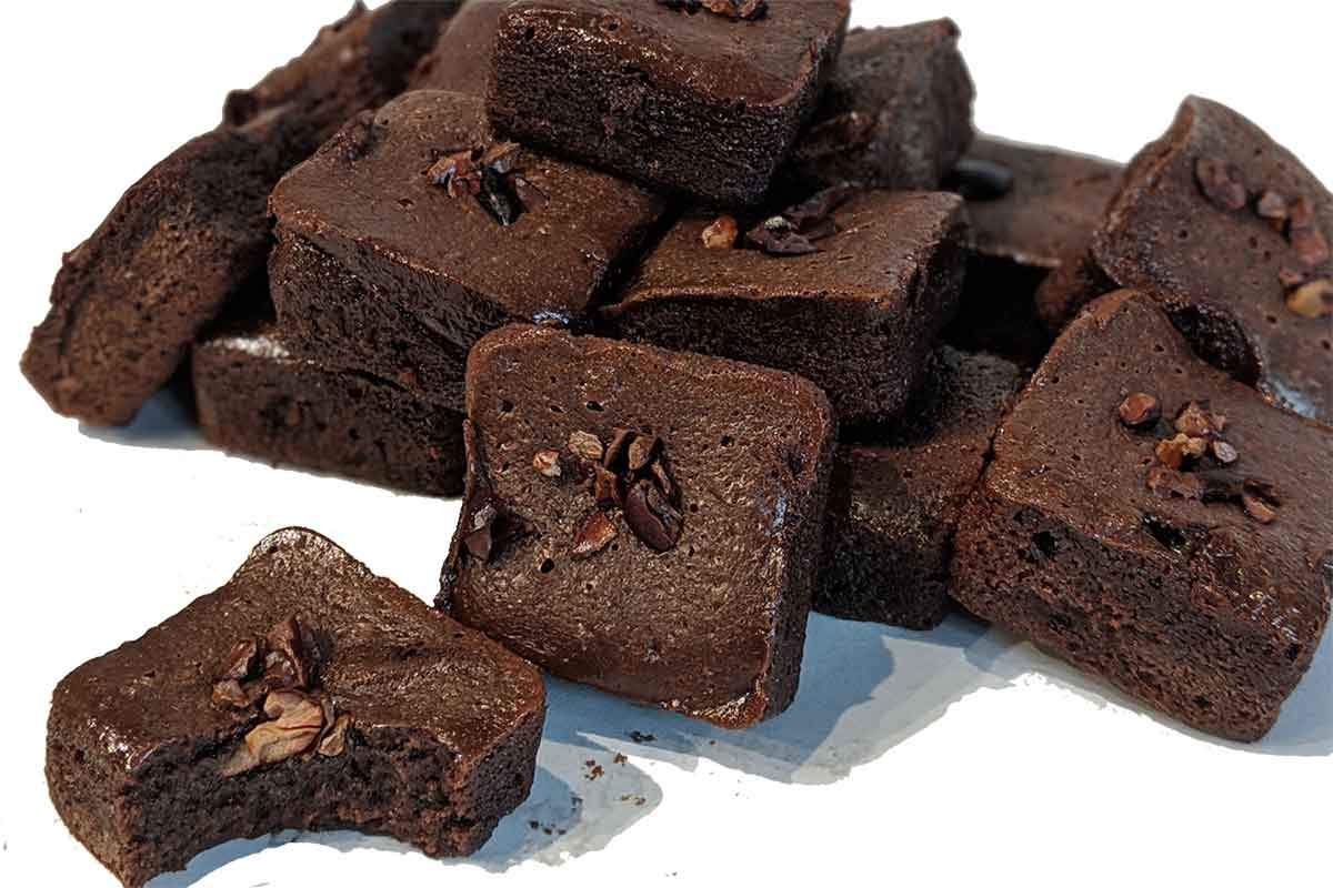 THC infused brownies edibles