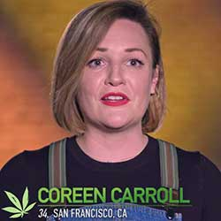Cooked with Cannabis Coreen Carroll